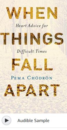 Pema Chodrin Book