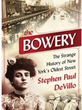History of the Bowery